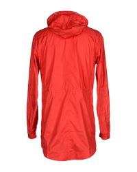 Obvious Basic | Red Jacket for Men | Lyst