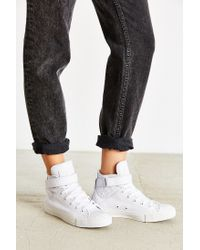 Converse | White Chuck Taylor All-star Brea Sneaker | Lyst
