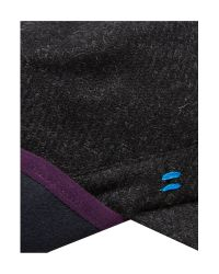 Paul Smith Black Cadet Cap for men