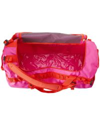 The North Face Pink Base Camp Duffel Large