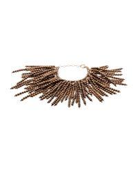 Brunello Cucinelli | Metallic Bracelet | Lyst