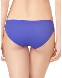 Calvin Klein | Blue Perfectly Fit Bikini | Lyst