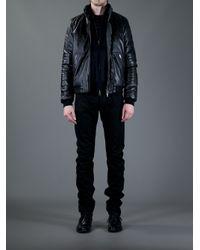 Valentino Black Skinny Fit Jeans for men