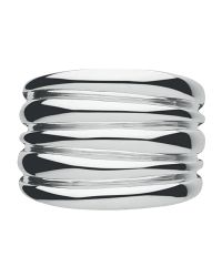 Links of London Metallic Hope Wide Ring