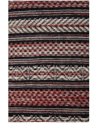 BOSS Orange - Blue 'arentino' | Cotton Virgin Wool Blend Sweater for Men - Lyst