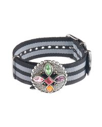 Gabriele Frantzen Black Watch Candy Bracelet
