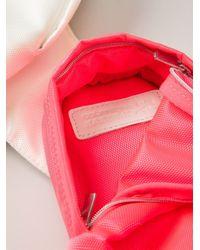 Eastpak White Mini Pouch Shoulder Bag