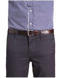 BOSS Orange - Brown 'jimmy'   Leather Belt for Men - Lyst