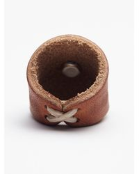 Free People - Brown Womens Red Sands Ring - Lyst