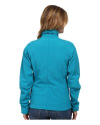 Ariat | Blue Swift Jacket | Lyst