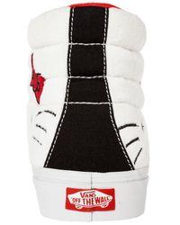 Vans - Multicolor The Vans X Hello Kitty Sk8hi Slim Sneaker - Lyst