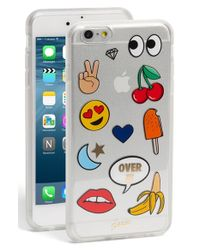 Sonix - Multicolor 'emoticon' Iphone 6 Plus & 6s Plus Case - Lyst