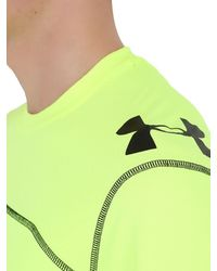 Under Armour - Yellow Ct Acceleration T-shirt - Lyst
