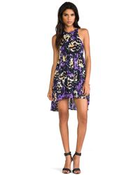 Shona Joy | Love State Baby Doll Dress in Purple | Lyst