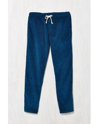 Iron & Resin Blue Canyon Corduroy Pant for men