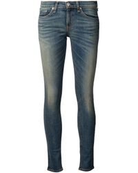 Rag & Bone - Blue Brimfield Skinny Jean - Lyst