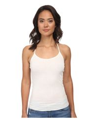 Billabong - White Eclectic Love Tank Top - Lyst