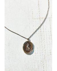 Pyrrha | Metallic Power To Heal Talisman Necklace | Lyst