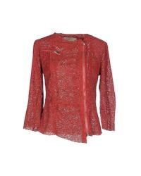Vintage De Luxe | Red Jacket | Lyst