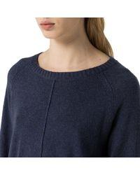 Tommy Hilfiger | Blue Fabienne Sweater | Lyst