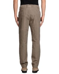 Incotex - Natural Casual Trouser for Men - Lyst