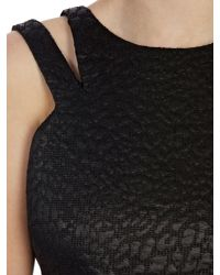 Coast Black Haylynn Dress