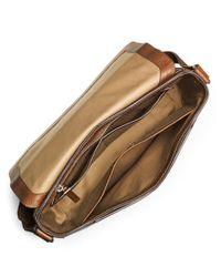 Michael Kors   Brown Bryant Leather Messenger Bag for Men   Lyst