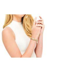 John Hardy - Metallic 40th Anniversary 18k Gold Classic Chain Bracelet With Diamond Pave Clasp - Lyst