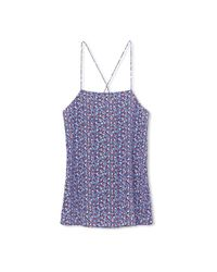 Tory Burch Multicolor Colleen Tank