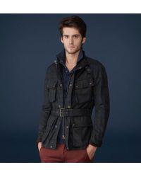 Belstaff - Blue Gordon Jacket for Men - Lyst