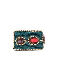 Raga Blue Stone Beaded Bracelet