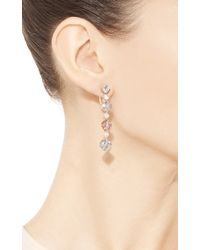 Paolo Costagli - Pink One Of A Kind Antique Cushion Cut Spinel Earrings - Lyst