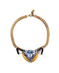 Lulu Frost - Blue 50 Year Necklace #4 - Lyst