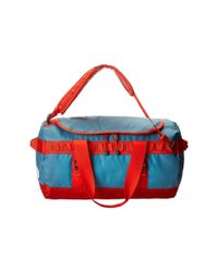 The North Face Blue Base Camp Duffel Small