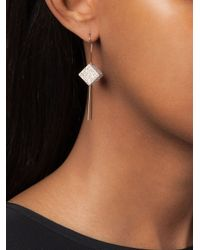 Vita Fede | Metallic 'cubo' Earrings Set | Lyst