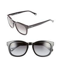 Jack Spade | Black 'bryant' 52mm Sunglasses for Men | Lyst