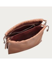 Bally Natural Coulisse Small
