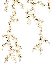 Rosantica By Michela Panero | White Fata Pearl-embellished Necklace | Lyst