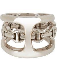 Hoorsenbuhs - Metallic Phantom Clique Ring - Lyst