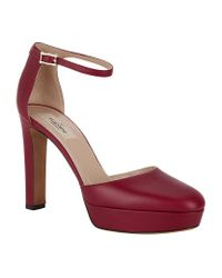Valentino | Red Cult 100 Leather Pump | Lyst