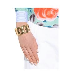 Marc By Marc Jacobs Metallic Large Katie Cuff