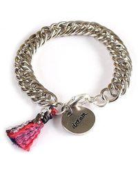 Wakami - Metallic P.s. Dream Bracelet (pink) - Lyst