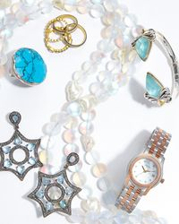 Stephen Webster | Baroque Blue Cat's Eye Bracelet | Lyst