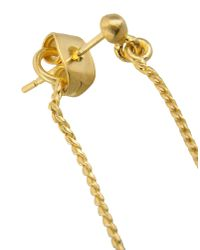 A Peace Treaty - Metallic Earrings - Lyst