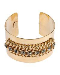 Pinko - Metallic Bracelet - Lyst