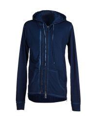 Sly010 - Blue Sweatshirt for Men - Lyst