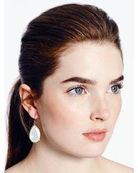 kate spade new york - Metallic Day Tripper Earrings - Lyst
