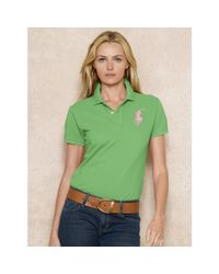 Pink Pony | Green Pink Pony Classic Fit Polo | Lyst