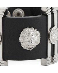 Versus - Black Women's Cuff Bracelet - Lyst