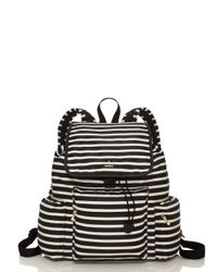 kate spade new york | Black Clark Court Nylon Marin Backpack | Lyst
